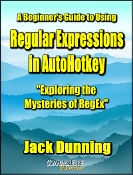 Regular Expressions in AutoHotkey (EPUB format for iPad, etc.)