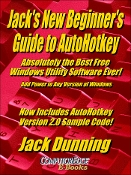 A Beginner's Guide to AutoHotkey, (EPUB for iPad, NOOK )