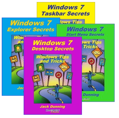 Windows 7 Secret Essential Bundle (MOBI for Amazon Kindle)