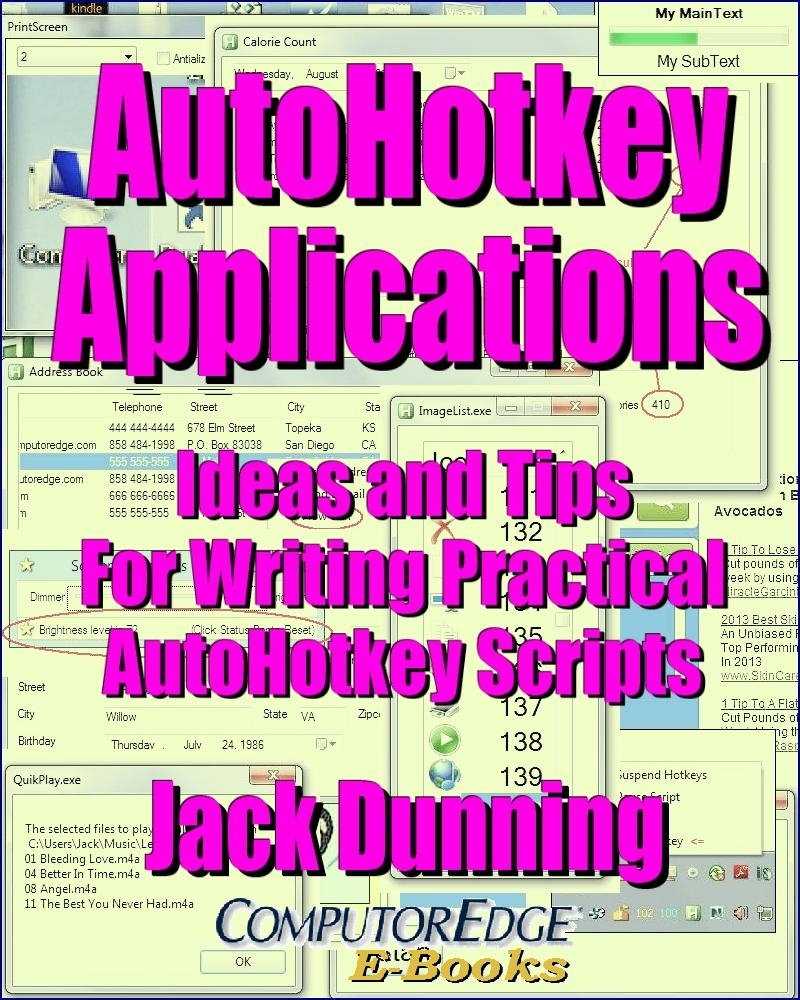 AutoHotkey Applications